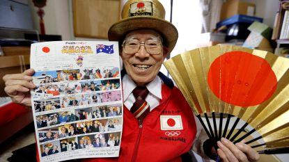 Japanse superfan Spelen sterft jaar voor Tokio