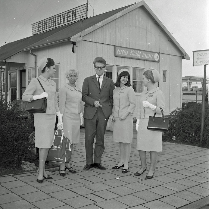 Reisbureau Transmundo en luchtvaartmaatschappij Sabena