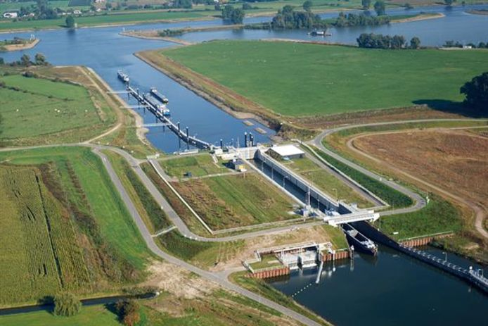Sluis Empel is het keerpunt in de Maximale 10 op 2 september.