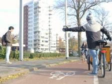 Als de dood om te fietsen in Groningen: Ik voel me altijd opgelaten en kwetsbaar op de fiets