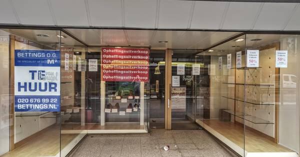 13a217167fb Geen schoenen meer aan Vredenburg; horeca in pand Van Breugel | Utrecht |  AD.nl