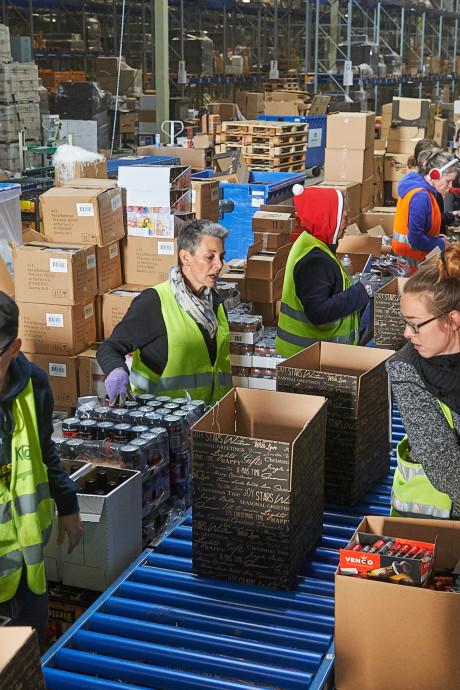 Kerstpakketten, het mag wat kosten: '150 euro is geen uitzondering'