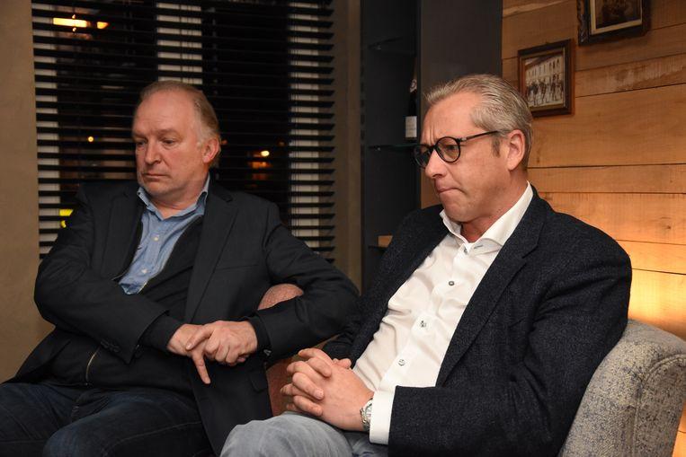 Voorzitter Pierre Vandeputte gaat met algemeen manager zelf op zoek naar een opvolger