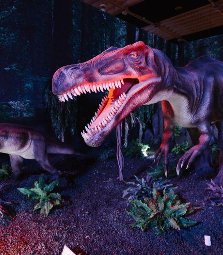 Plongée grandiose dans le monde des dinosaures à Brussels Expo