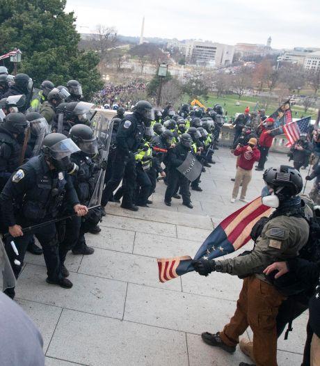 In de verdeeldheid broeit een gewelddadig conflict