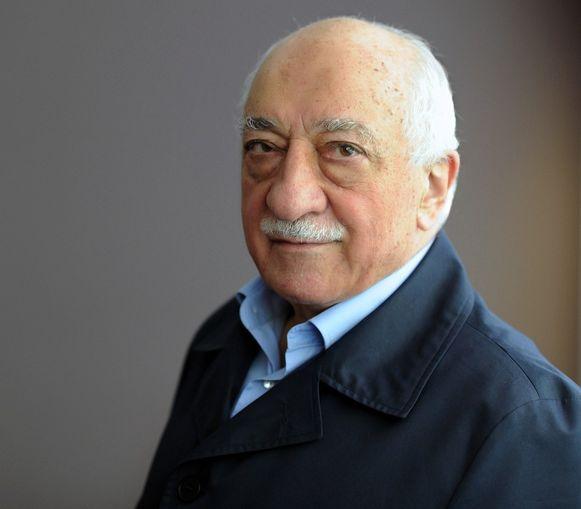 De islamitische geestelijke Fethullah Gülen.