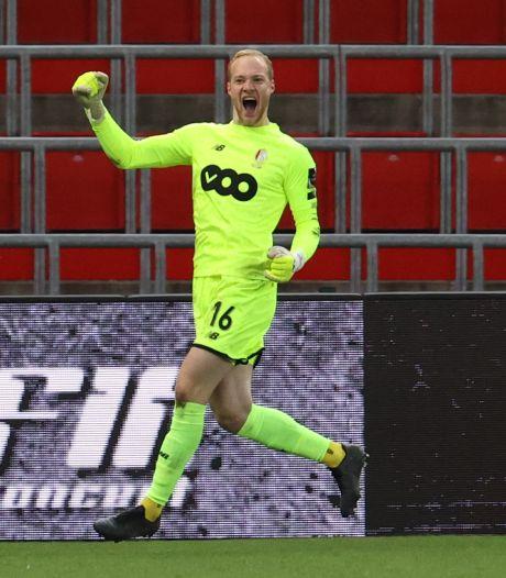 Sensationele slotfase in België: scorende doelman grijpt heldenrol