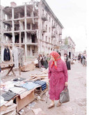 Grozny, 2003.