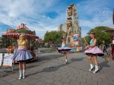 'Radman' op mini-Parade in Eindhoven: verwondering in een reuzenrad