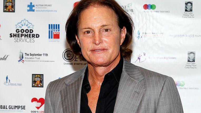 Bruce Jenner in 2013 Beeld ap