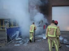 Drie brandstichtingen in Deurne, brandweer net op tijd om overslaan brand te voorkomen