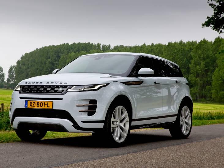 Test Range Rover Evoque: formidabel in het terrein, maar ook te wiebelig