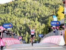 L'Australien Hindley remporte l'étape du Stelvio, le Néerlandais Kelderman nouveau maillot rose