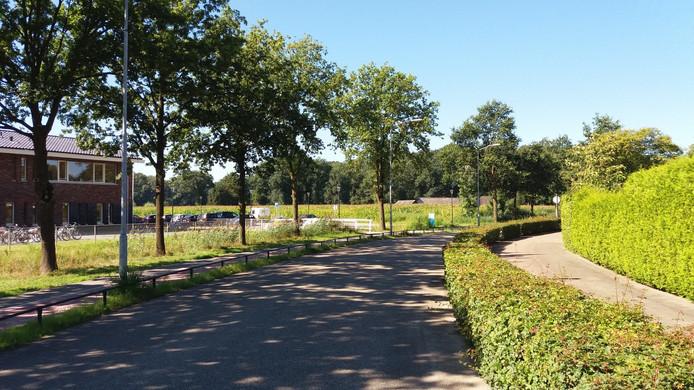 Er worden twee zebrapaden en twee fietsersoversteekplaatsen aangelegd.