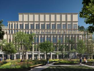 """Nieuw Roeselaars stadhuis wordt in hout opgetrokken en krijgt een groen hart: """"We bouwen het meest duurzame stadhuis van Vlaanderen"""""""