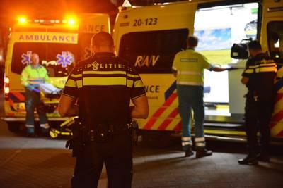 Fietser komt ongelukkig ten val in Breda, naar het ziekenhuis