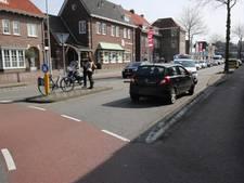 Fietsster aangereden in Roosendaal, traumahelikopter geland