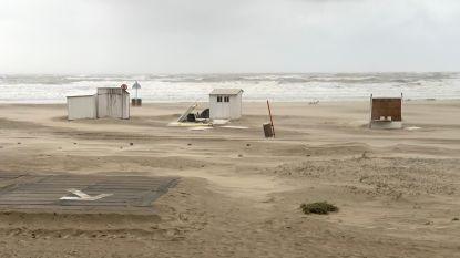 OVERZICHT. Storm Odette verdwijnt vandaag richting Frankrijk, maar laat heel wat schade achter