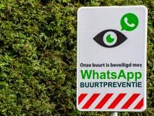 Terlingenplein in Aarle-Rixtel richt Whatsapp-groep op