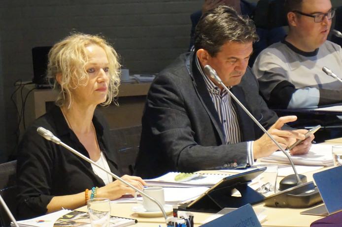 De fractie van de PvdA tijdens de begrotingsbehandeling.