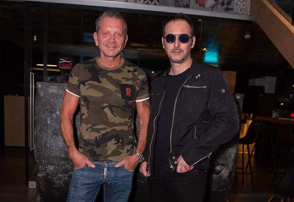 Peter Boeckx en Dennis Black Magic