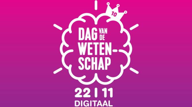 UHasselt organiseert komende zondag online activiteiten tijdens 'Dag van de Wetenschap'