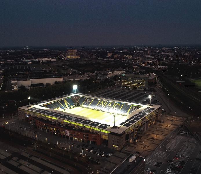 Het Rat Verlegh Stadion in Breda.