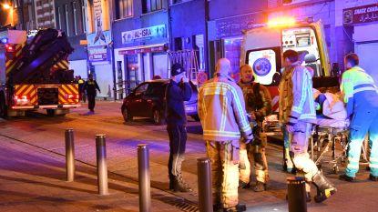 Koppel in levensgevaar na brand in woonkamer in Antwerpen