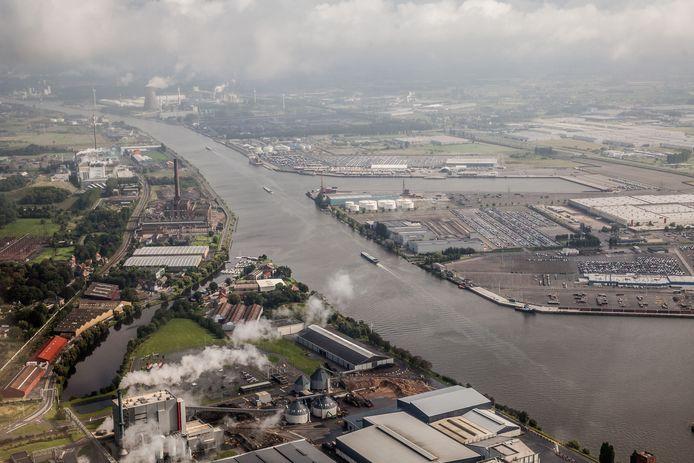 De havens van Gent, Terneuzen en Vlissingen fuseerden in 2018 tot North Sea Port.