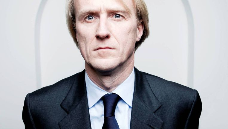 Frank Botman was jarenlang de financiële rechterhand van John de Mol. Beeld Maurits Giesen