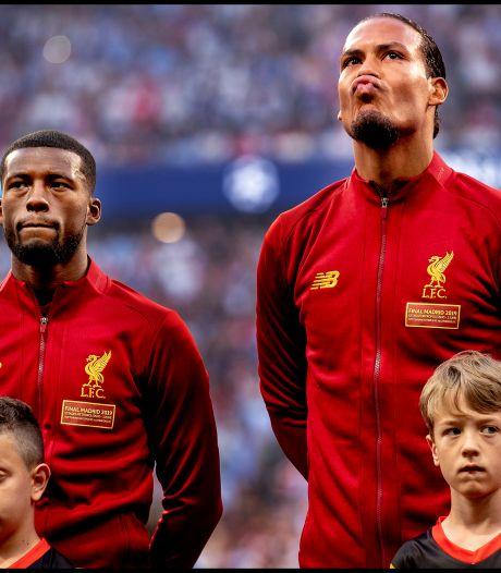 Eén jaar geleden: Van Dijk en Wijnaldum pakken Champions League met Liverpool
