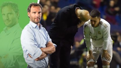 """Onze chef voetbal vraagt zich af of we nog wel met de beste Hazard naar het EK kunnen: """"De vraag opwerpen is al een paniekschot"""""""