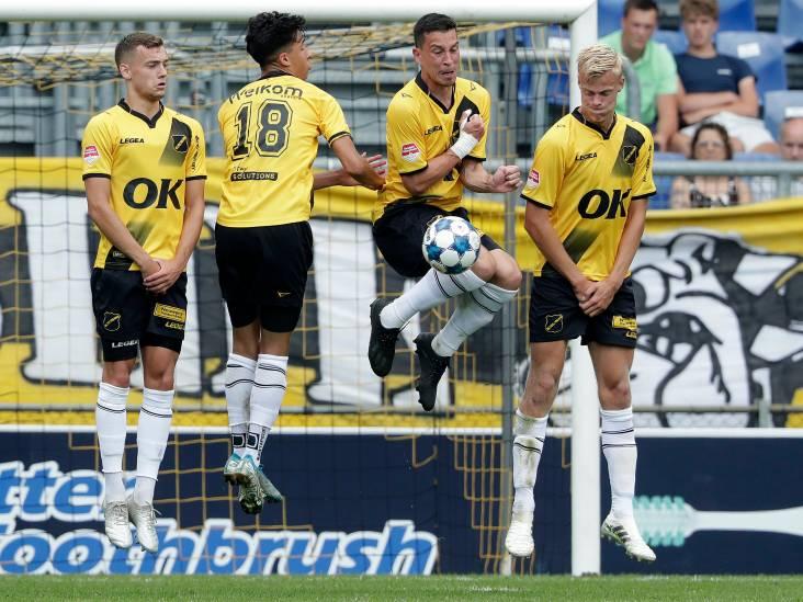 Voor NAC-trainer Steijn begint voetbal met een gedegen verdediging