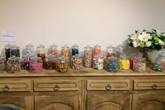 In Casa Caramel, snoephuisje in het Portugees, kan je uiteraard ook snoep vinden.