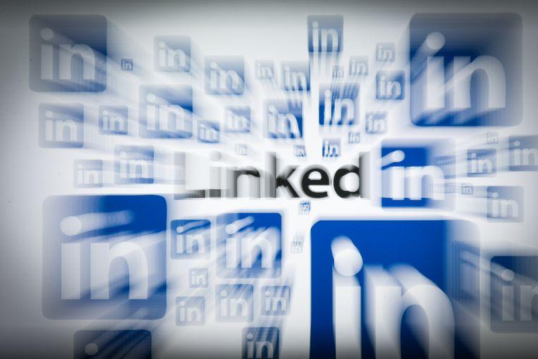 Volgens een werknemer van een automatiseringsbedrijf is het zijn zaak hoe hij zich noemt op LinkedIn. Beeld Getty Images