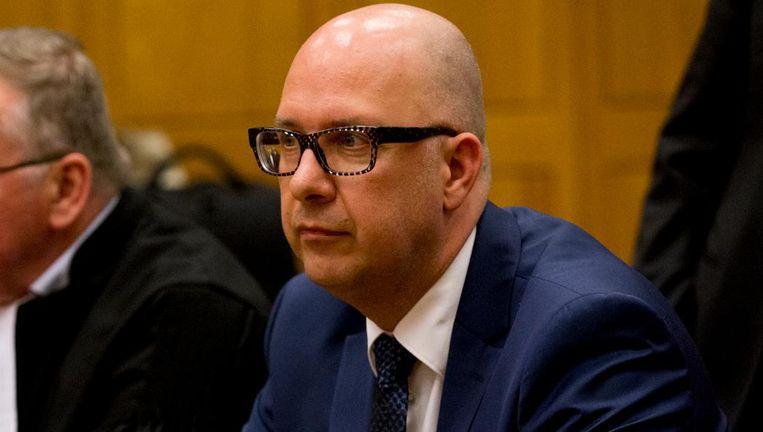 VVD-burgemeester Jack Mikkers. Beeld null