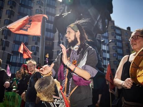 Rotterdam decor van demonstraties: 'Toen het Forum de verkiezingen won, werd ik een beetje boos'