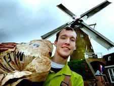 Dit is Rik (18), de jongste molenaar  van Nederland!