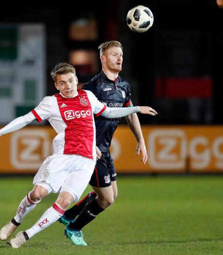 NEC'er Dijkstra over duel met Jong Ajax: 'We moeten gas geven'
