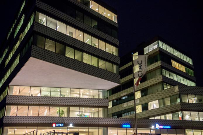 Het hoofdkantoor van het beursgenoteerde Ctac, één van de belangrijkere spelers in de Bossche ICTsector.