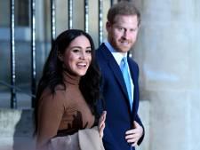 Prins Harry en vrouw Meghan verrassen Buckingham Palace met stap terug