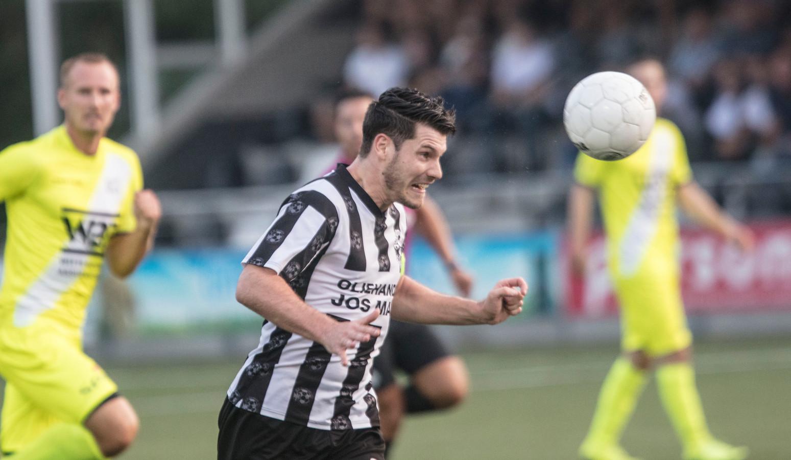 Thijs van Pol is teruggekeerd bij Gemert en is de nieuwe aanvoerder.