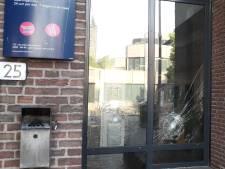 Ruiten hoofdbureau politie opnieuw doelwit in Utrecht