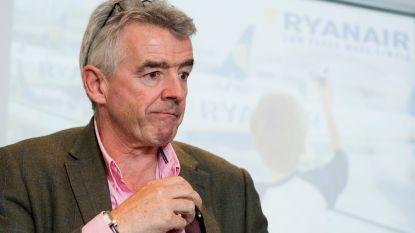 Vakbond vraagt premier Michel dossier Ryanair naar zich toe te trekken