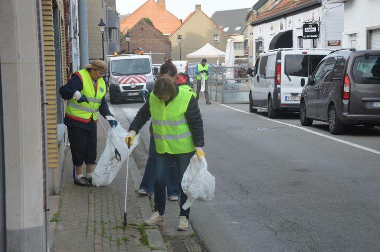 Vorig jaar vond de actiedag plaats in Iddergem.