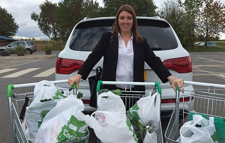 Claire Lee zag haar weekbudget verzeventienvoudigd.