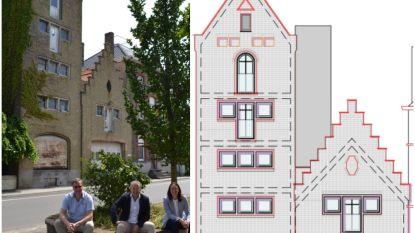"""Flats en eengezinswoningen op historische site in Vaartstraat: """"Typische uitzicht blijft bewaard"""""""