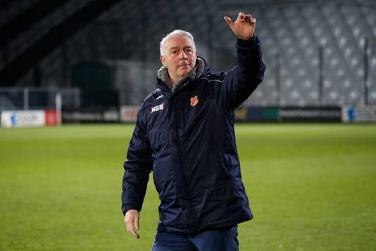 Hans de Koning: ,,Als je ballen hebt, spreek je ook uit dat je kampioen wil worden.''