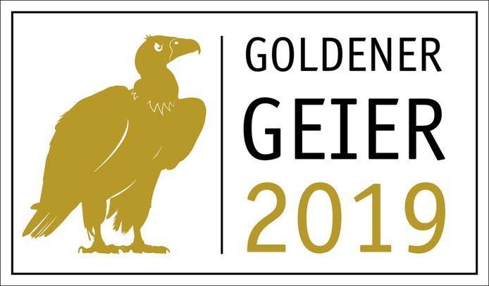 Goldener Geier.