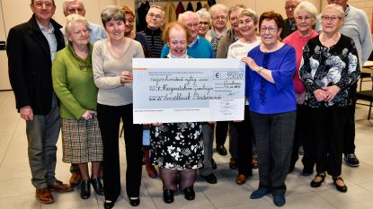 Sint-Margaretakoor steunt Borstkliniek
